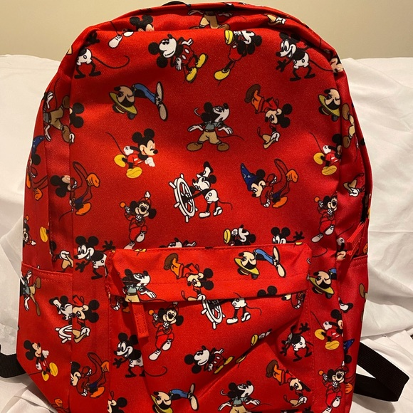 Authentic Disney BacK Pack(Large)